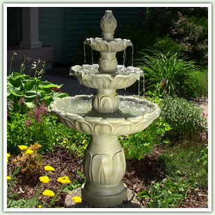 Best Selling Outdoor Fountains