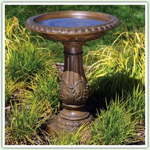 Bird Bath Fountains