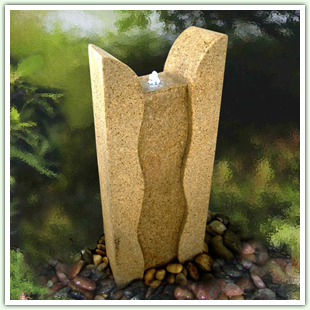 Granite Outdoor Fountains
