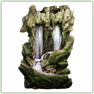 Garden Outdoor Fountains in Other Material