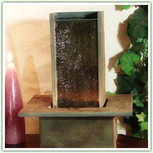 Slate Tabletop Fountains