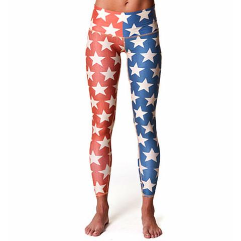 Teeki Yoga Hot Pants Star Power
