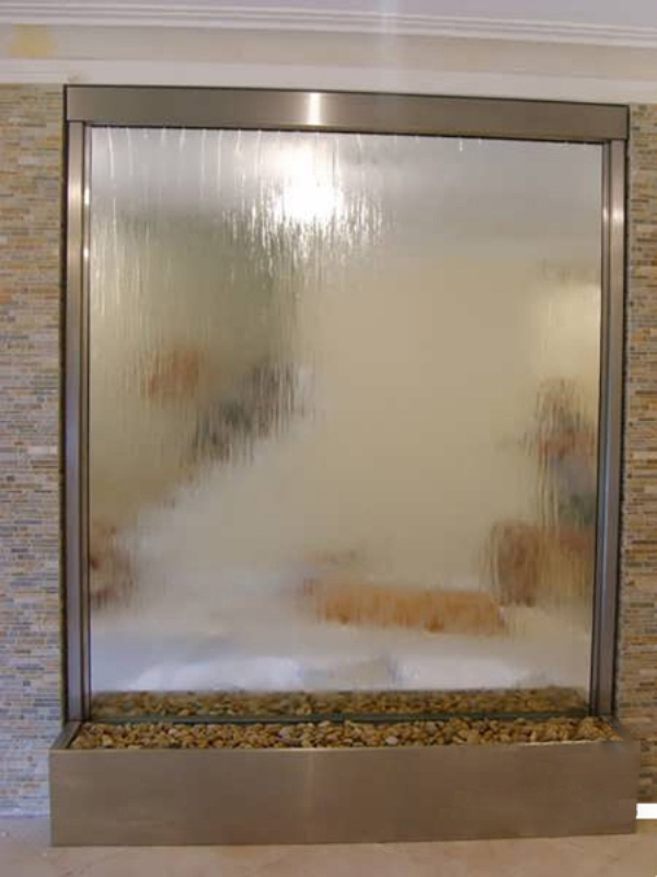 Bluworld 10' Water Wall Fountain