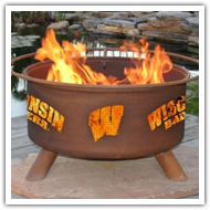 Collegiate Fire Pits here