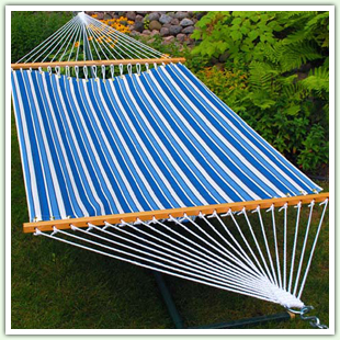 Fabric & Quilted Hammocks